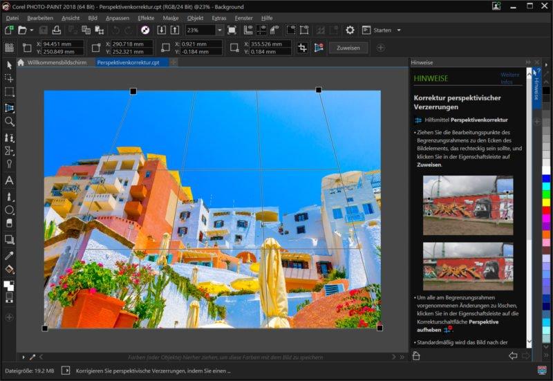 Photoshop Alternative Corel Photo-Paint