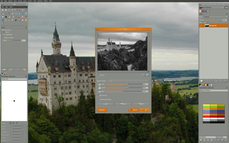 Photoshop Alternative GIMP
