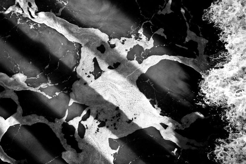 Schwarz-Weiss-Fotografie Komposition