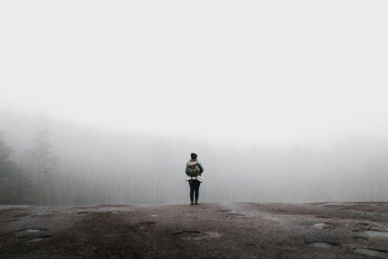 Bild Emotionen von Abgeschiedenheit und Ruhe.