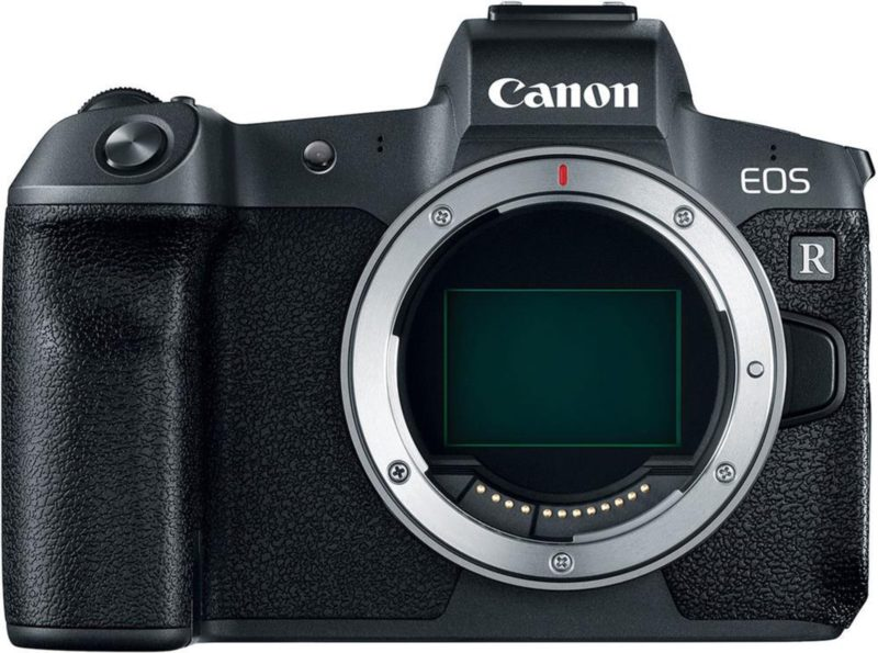 Systemkamera Canon EOS R