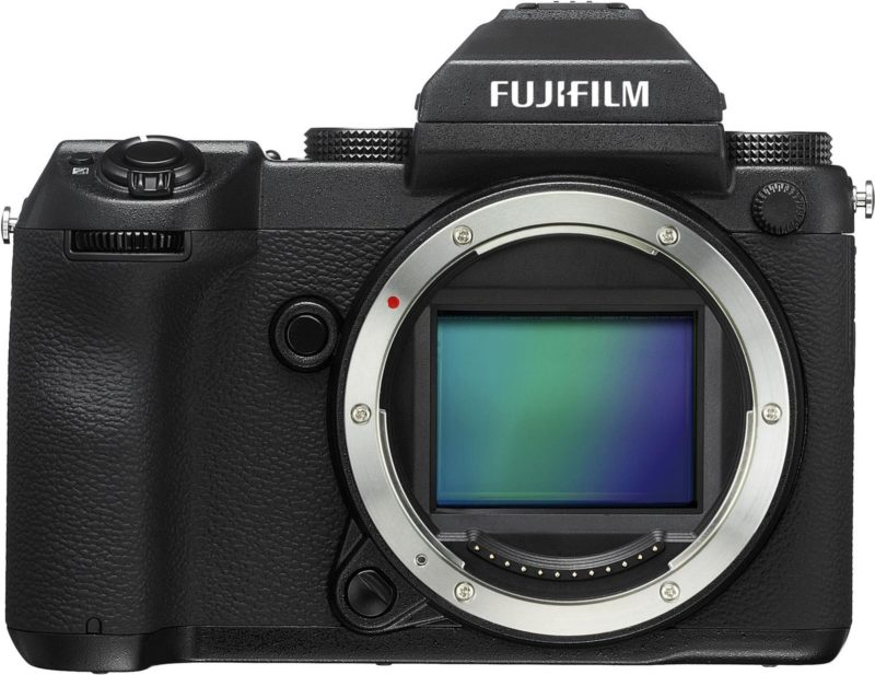 Systemkamera Fujifilm GFX 50s