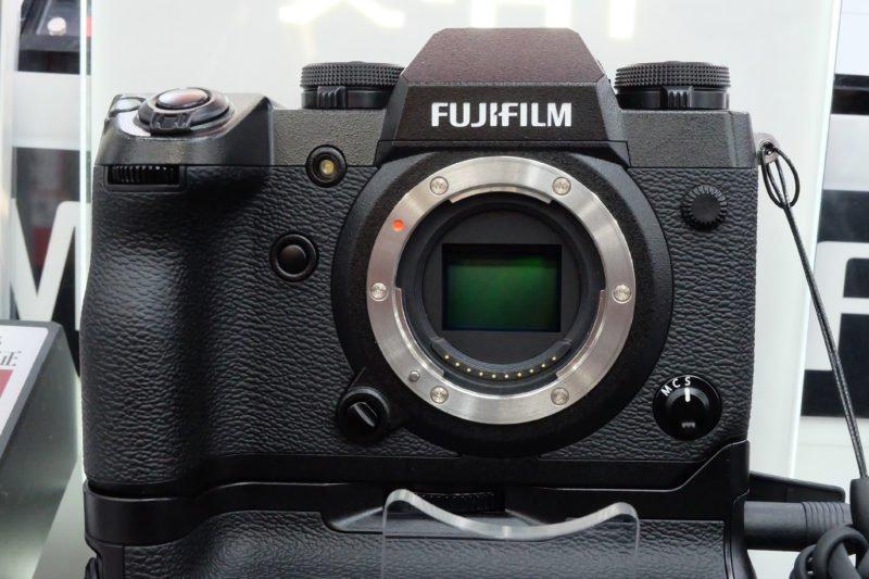 Systemkamera Fujifilm X-H1