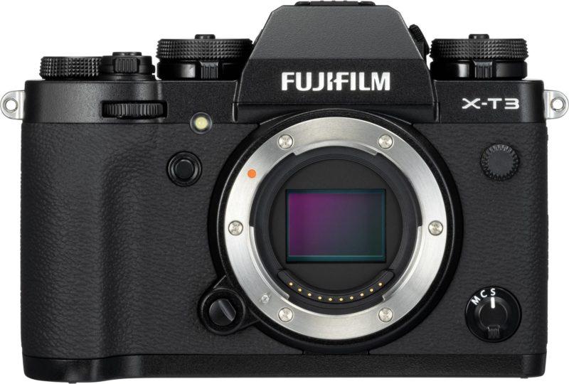 Systemkamera Fujifilm X-T3
