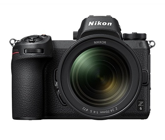 Systemkamera Nikon Z6