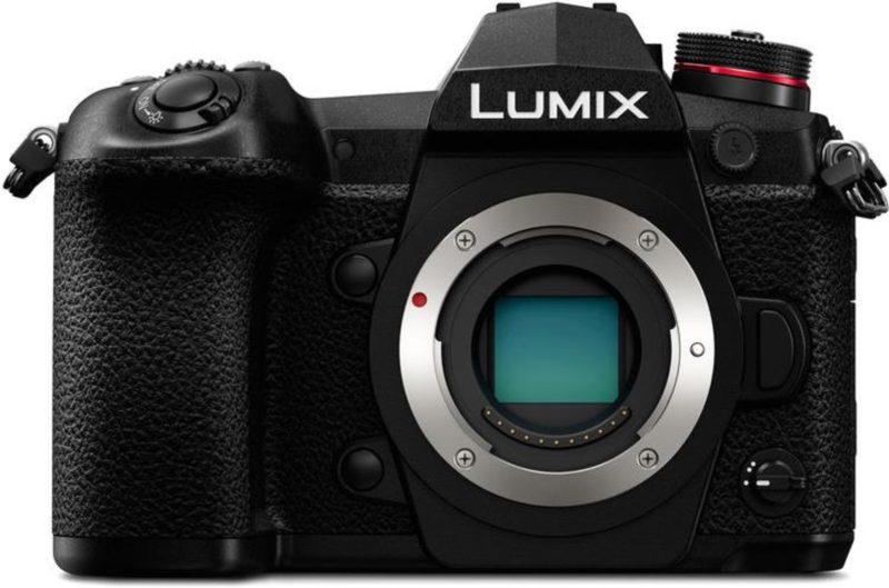 Systemkamera Panasonic DC-G9