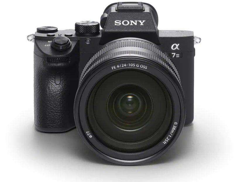 Systemkamera Sony a7 iii