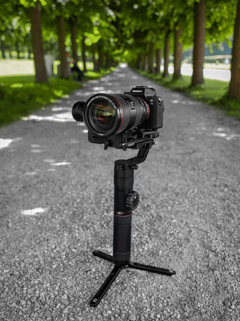 Systemkamera Sony A7 III Gimbal