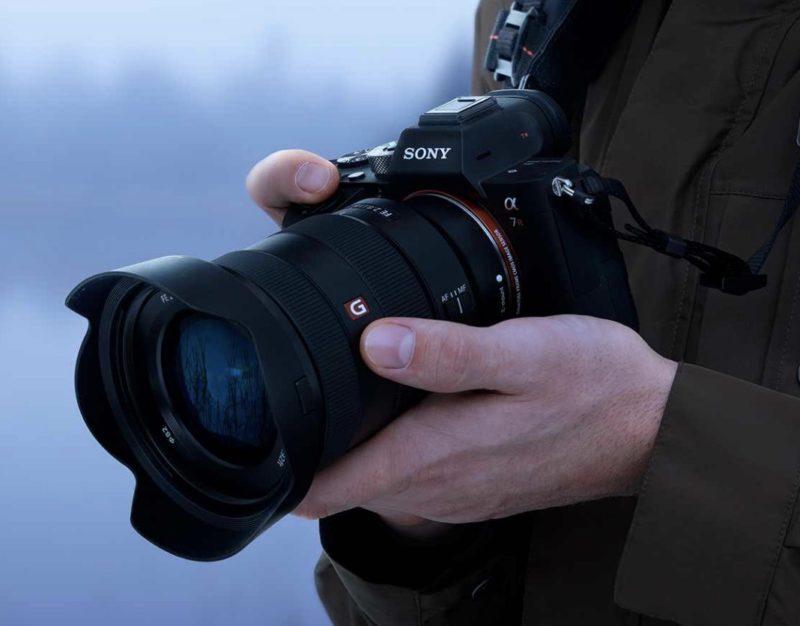 Systemkamera Sony A7R III