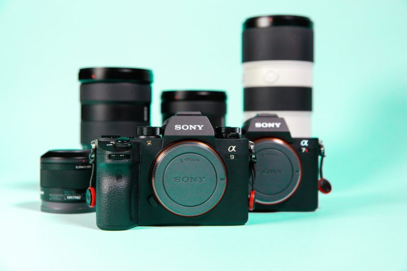 Systemkamera Sony A9