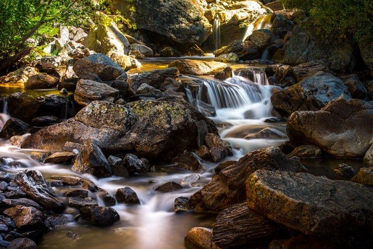 Verschlusszeit in der Naturfotografie