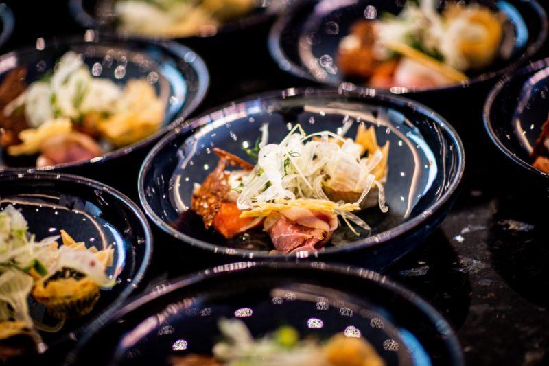 Food Fotografie Bokeh Effekt