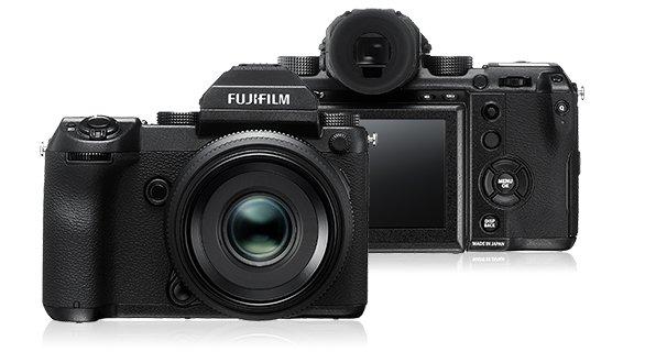 Landschaftsfotografie Kamera Fujifilm GFX 50S