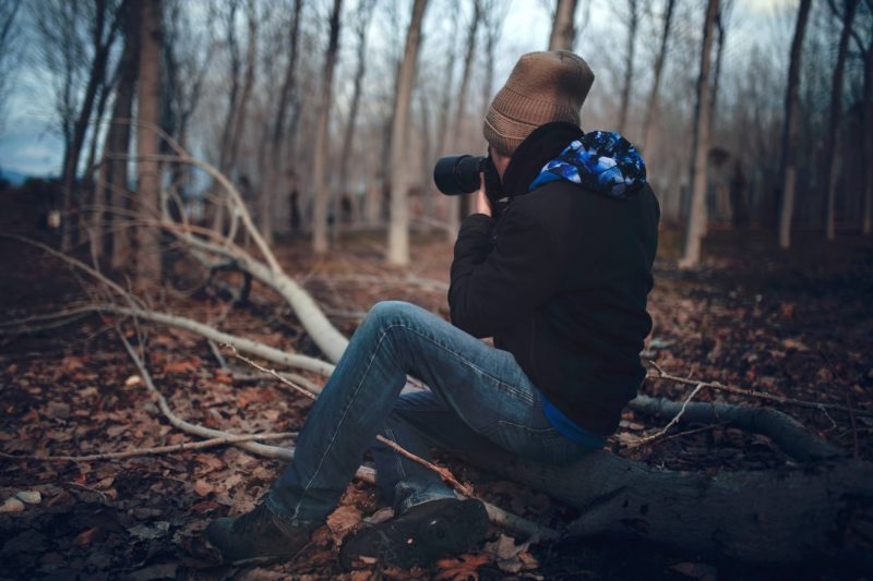 Naturfotografie Ausrüstung