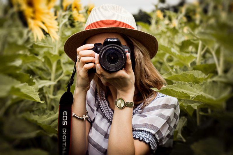 Naturfotografie Wahl des Objektivs