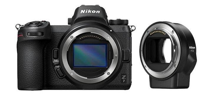 Landschaftsfotografie Kamera Nikon Z7