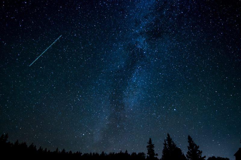 Sternschnuppen Titelbild