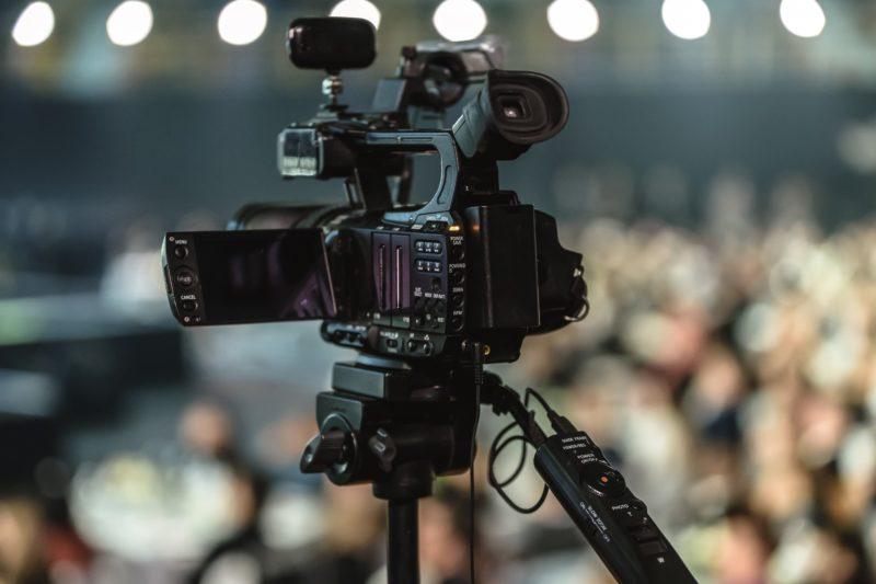 videografie professionelle videokamera