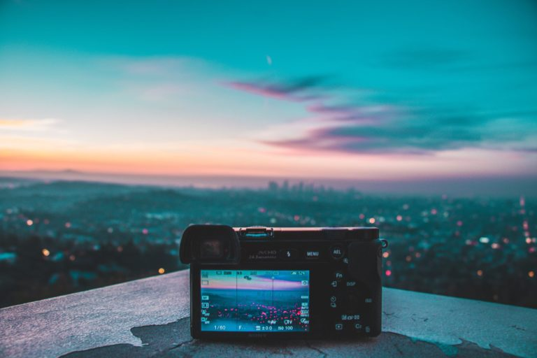 AE-L AF-L Taste Kamera