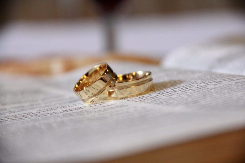 Hochzeitsfotografie Checkliste Ringe
