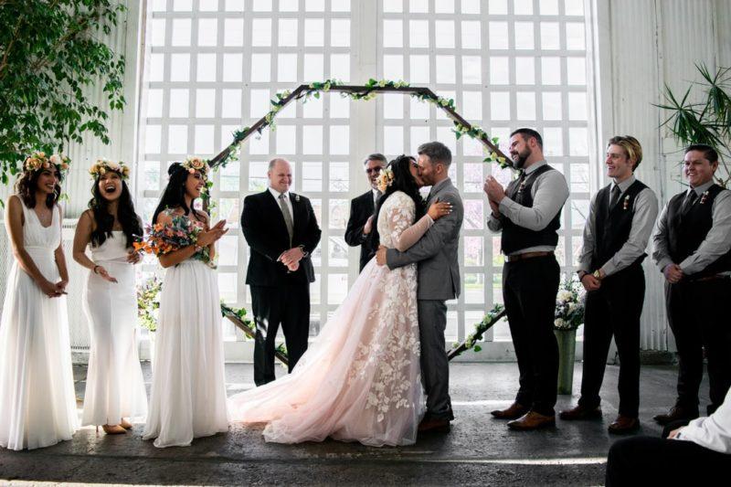 Hochzeitsfotografie Checkliste während der Zeremonie