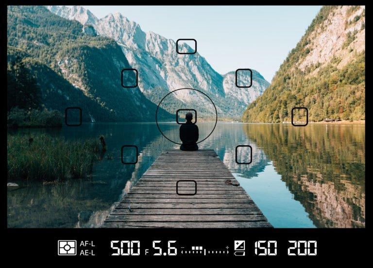 Kamera Fokus Anleitung Fokusarten