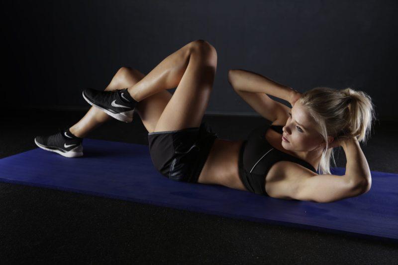 Modelmasse Fitnessmodel
