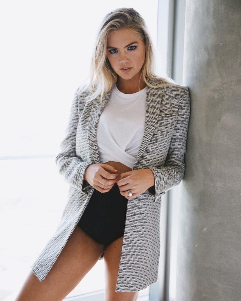 Modelmasse Kate Upton