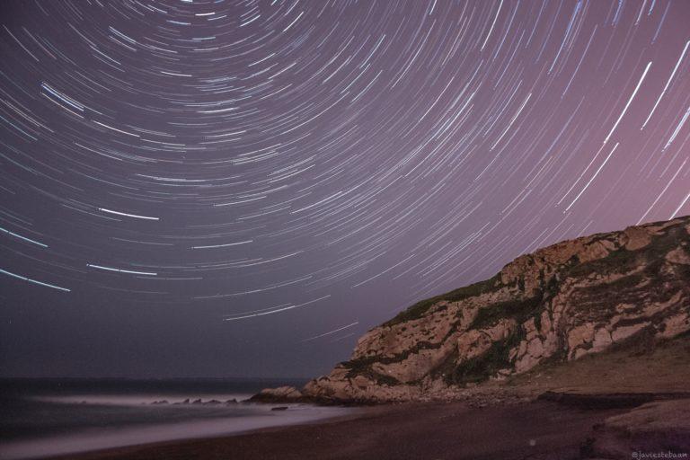 Startrails und Sternenspuren fotografieren Anleitung