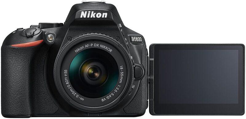 Beste DSLR für Anfänger Nikon D5600