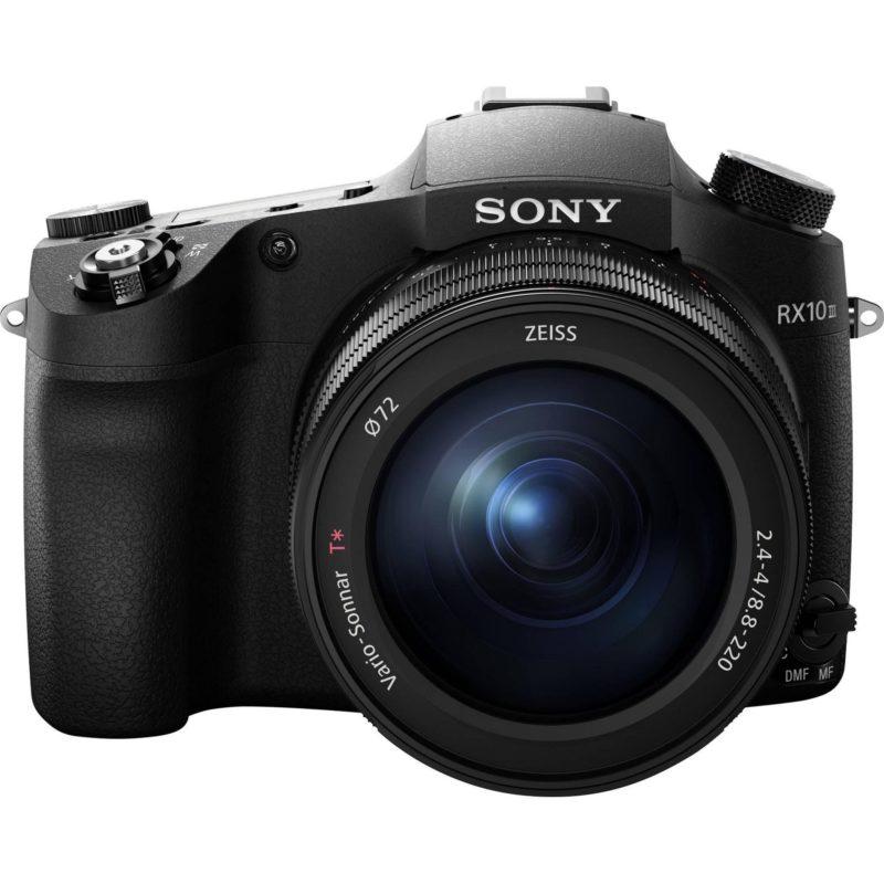 Beste Bridgekamera Sony RX10 III