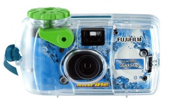 Fujifilm Quicksnap Marine 35mm