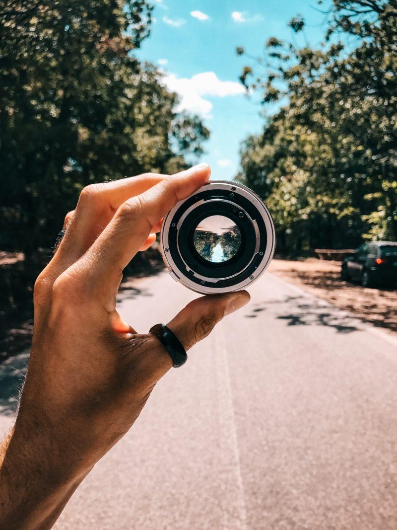 Wie funktioniert das Kamera Objektiv?