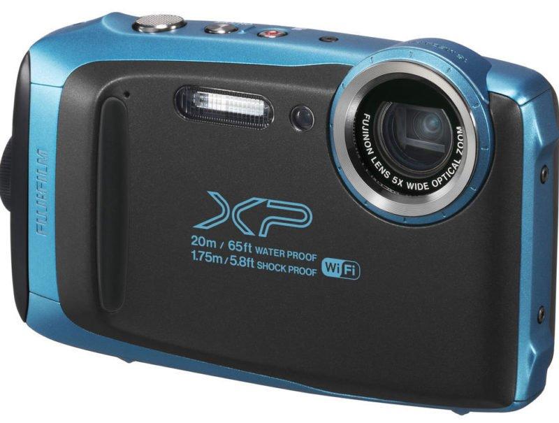 Beste Kinderkamera Fujifilm Finepix XP130