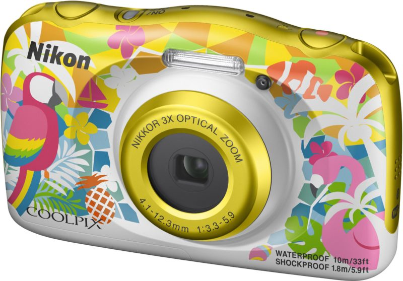 Beste Kinderkamera Nikon Coolpix W100