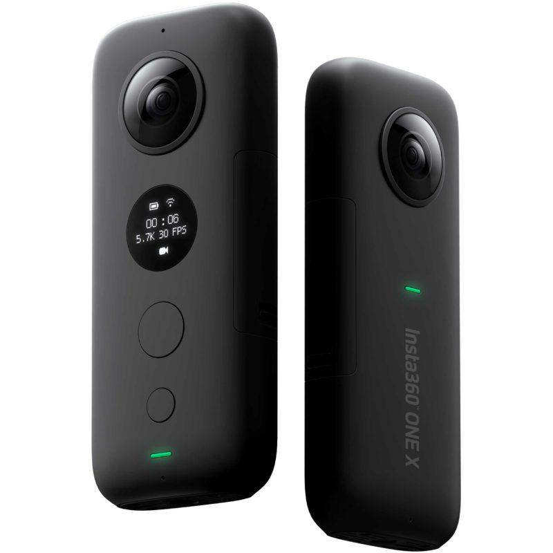 insta360 one x 360 grad kamera