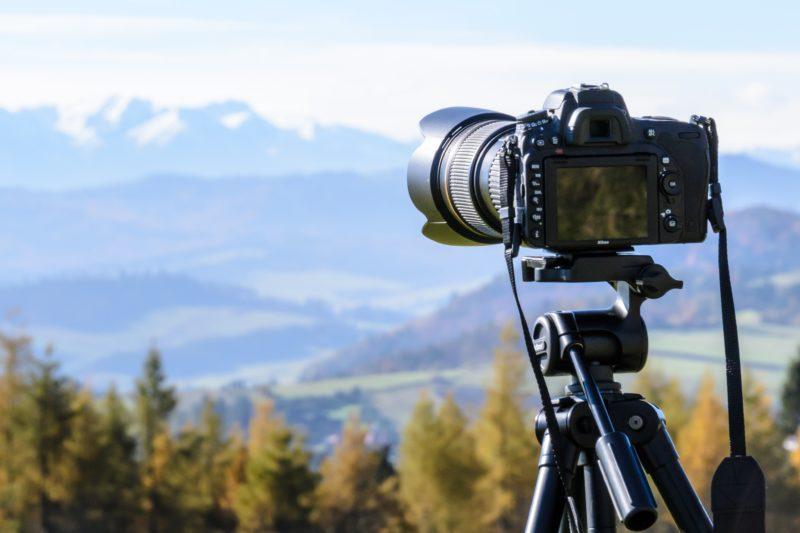 sensorgrösse kamera bei landschaft