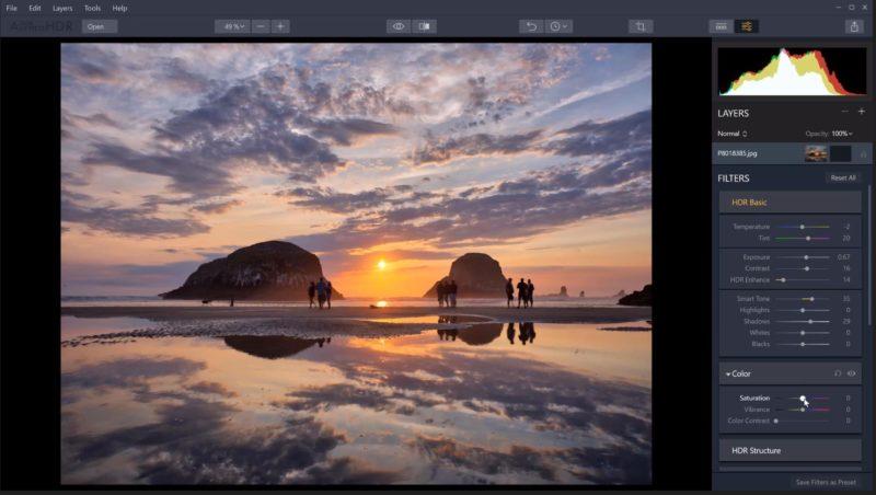 Aurora HD Plugin PS Photoshop Plugin