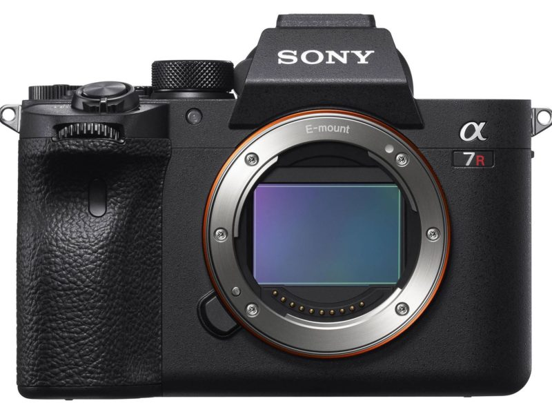 Beste Vollformat Sony A7R IV