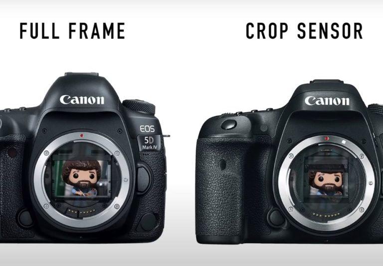 Crop Faktor Kamera