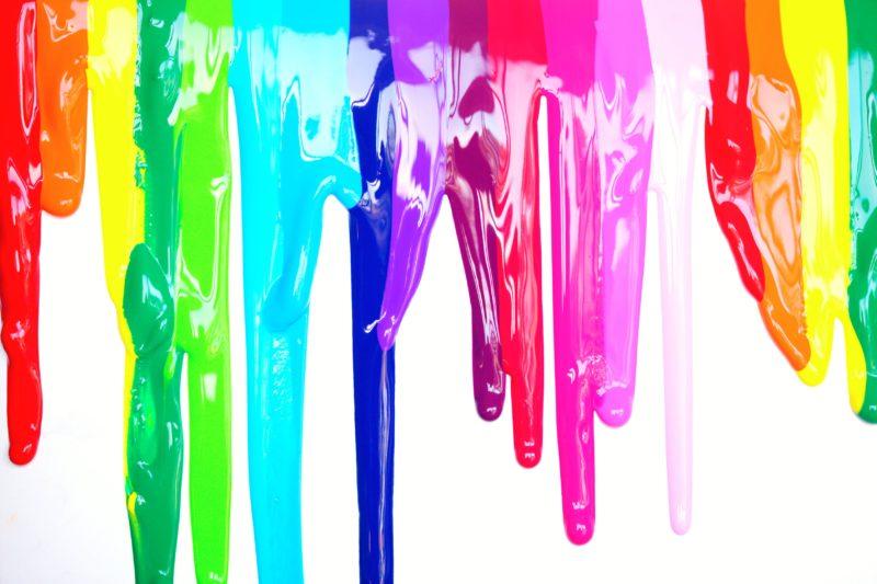 Farbprofil Farben