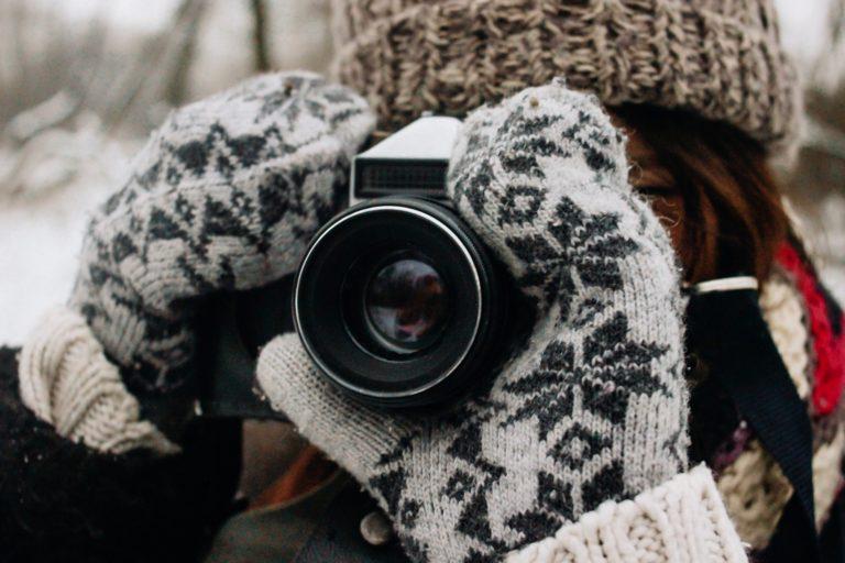 Kameraausrüstung Schutz vor Sand und Staub