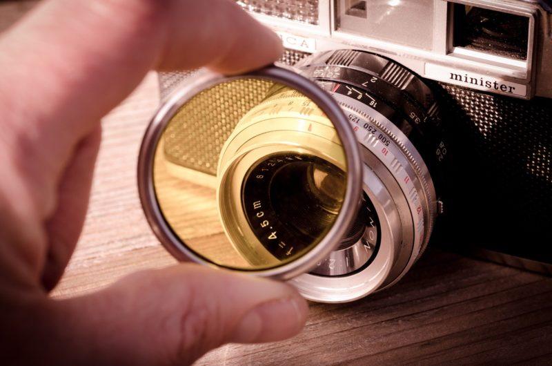 Kamera Filter Farbkorrekturfilter