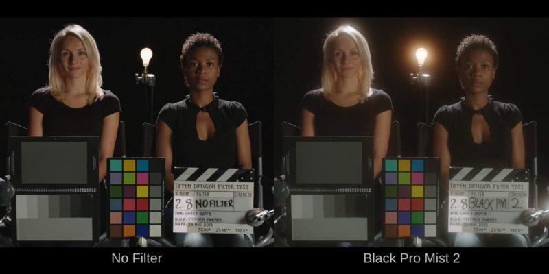 Kamera Filter Tiffen Black Pro Mist 2