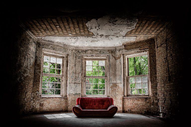 Lost Places Fotografie Titel
