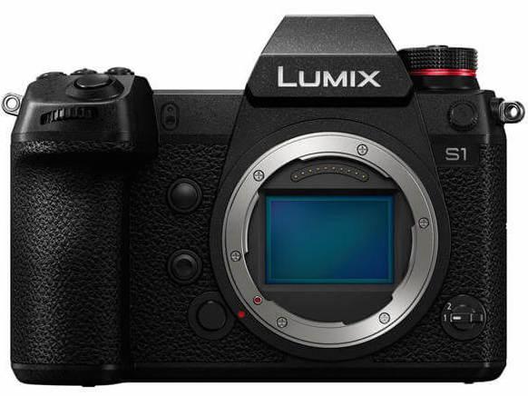Vollformatkameras Panasonic Lumix S1
