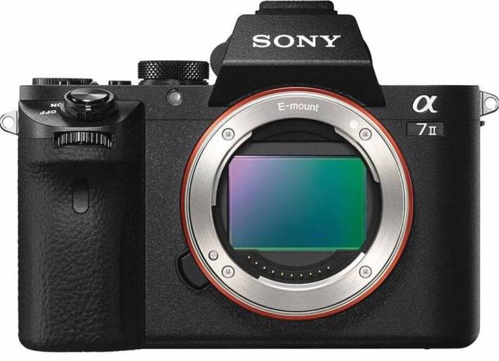 Vollformatkameras Sony A7 II