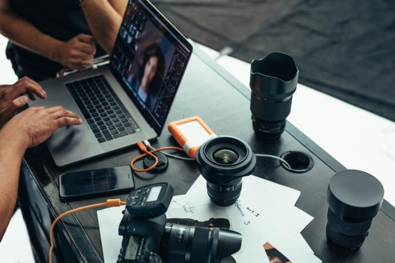 digitale Bildentwicklung