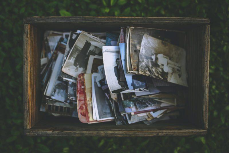 fotos digitalisieren kiste