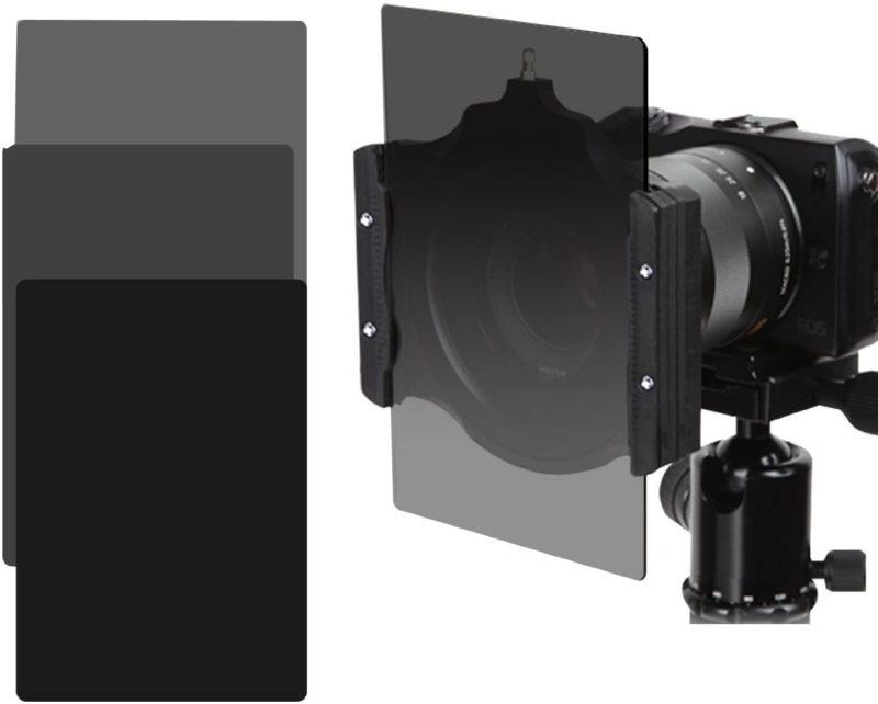 quadratische kamera filter